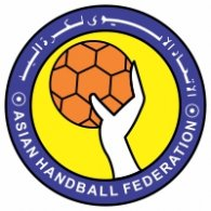 Logo of Asian Handball Federation