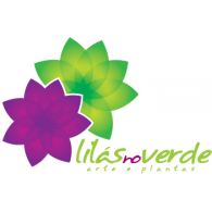 Logo of lilas no verde