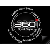 Logo of 360 Signs&Display