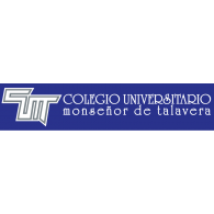 Logo of Colegio Universitario Monseñor de Talavera
