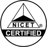 Logo of NICET Certified
