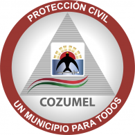 Logo of Protección Civil: Cozumel