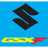 Logo of Suzuki GSXF