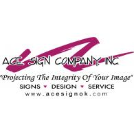 Logo of Ace Sign Company, Inc.