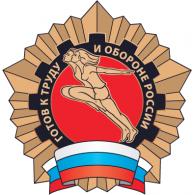 Logo of GTO Russia