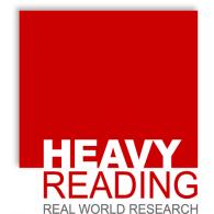 Logo of Heavy Reading