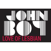 Logo of John Boy - Love of Lesbian