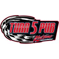 Logo of Turn 5 Pub