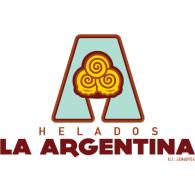 Logo of Helados La Argentina