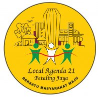 Logo of Local Agenda 21 - PJ