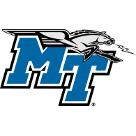 Logo of Middle Tennessee State Blue Raiders