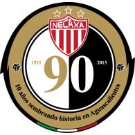 Logo of Necaxa 90 Aniversario