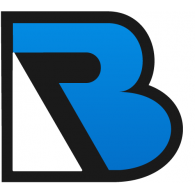 Logo of Rush Blue