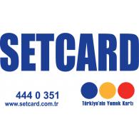 Logo of SETCARD
