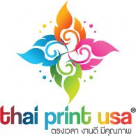 Logo of Thai Print USA