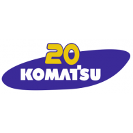 Logo of 20 Komatsu