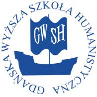 Logo of Gdańska Wyższa Szkoła Humanistyczna