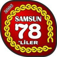 Logo of Samsun 78'liler