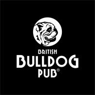 Logo of British Bulldog Pub Warsaw Poland