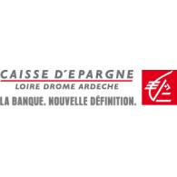 Logo of Caisse d'Epargne - Loire Drôme Ardèche