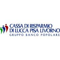 Logo of Cassa di Risparmio di Lucca Pisa e Livorno
