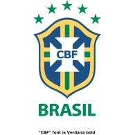 Logo of Confederaçao Brasileira de Futebol