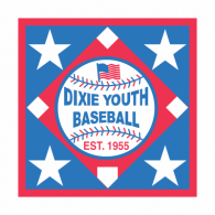 Logo of Dixie Youth Baseball