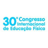 Logo of 30º Congresso Internacional de Educação Física