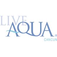 Logo of Live Aqua Cancun