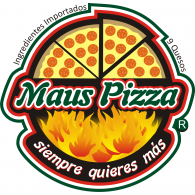 Logo of Maus Pizza