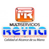 Logo of Reyna Multiservicios
