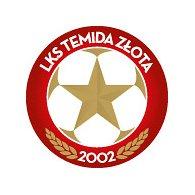 Logo of LKS Temida Złota