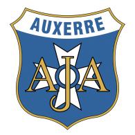 Logo of Aj Auxerre
