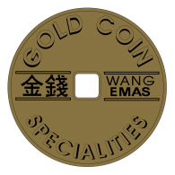 Logo of Gold Coin Specialities