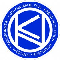Logo of Karan Acoustics