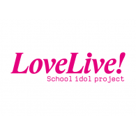 Logo of Love Live! School Idol Project (English version)
