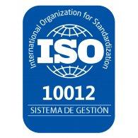 Logo of Iso 10012