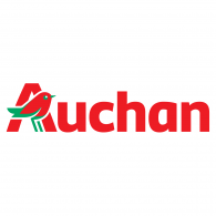 Logo of Auchan