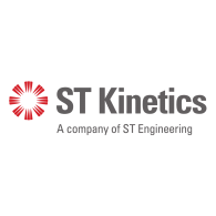 Logo of ST Kinetics