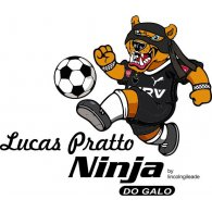Logo of Urso Ninja Do Galo - Lucas Pratto