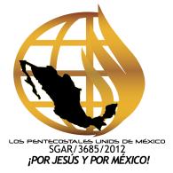Logo of Pentecostales Unidos de México
