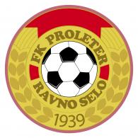 Logo of FK Proleter Ravno Selo