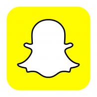 Logo of Snapchat
