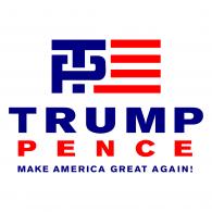Logo of Trump Pence