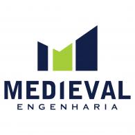 Logo of Medieval Engenharia