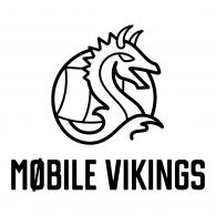 Logo of Mobile Vikings