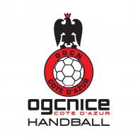 Logo of OGC Nice Handball