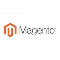 Logo of Magento