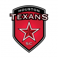 Logo of Texans SC Houston