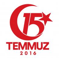 Logo of 15 Temmuz Demokrasi ve Milli Birlik Günü